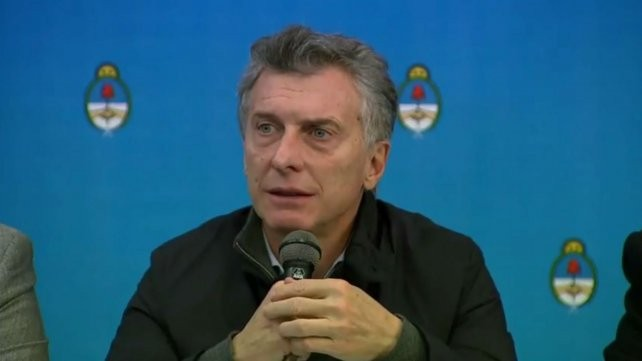 Macri dijo que no le preocupa que Cristina se postule en las elecciones y la acusó de