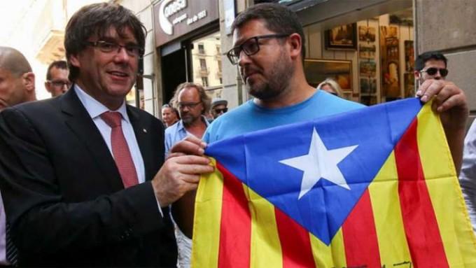 ¿Crisis en España? Cataluña anunció un referéndum independentista