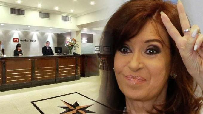 Cristina Kirchner negó ser la