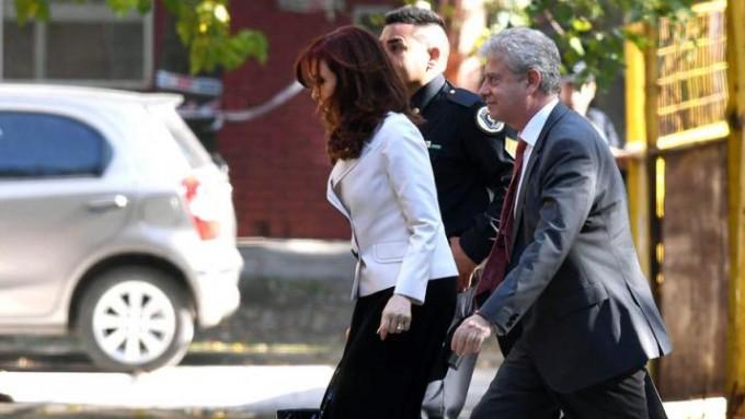 Marijuan pidió indagar a Cristina Kirchner por
