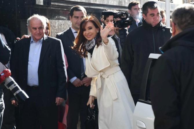 Los intendentes le temen al dedo de Cristina Kirchner