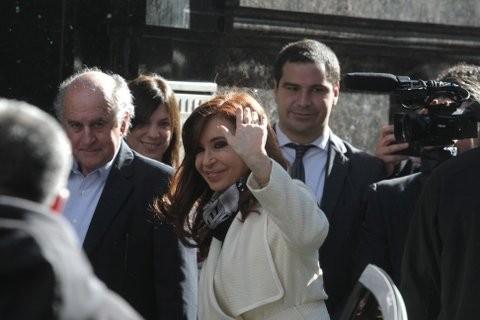 Cristina pone a rodar mañana una nueva etapa de su ciclo político