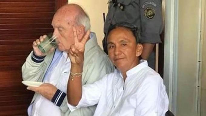 Confirman condena a Sala por escrache a Morales.
