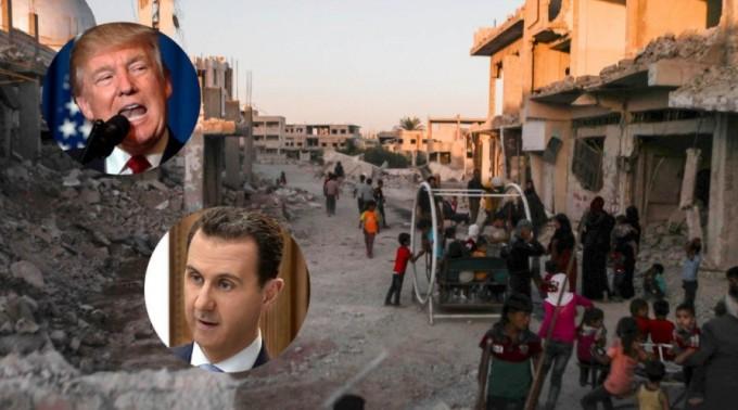 EEUU acusó al gobierno de Siria de