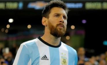 El mensaje de Lionel Messi a falta de un año para el Mundial de Rusia 2018