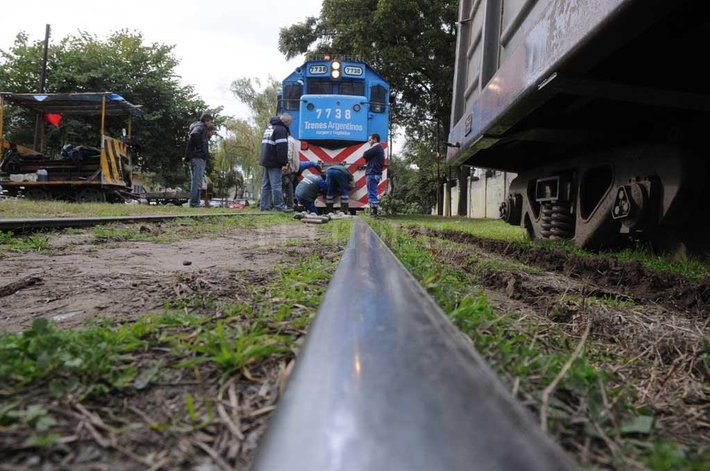 Habilitan las expropiaciones de terrenos para nuevas vías del Belgrano Cargas