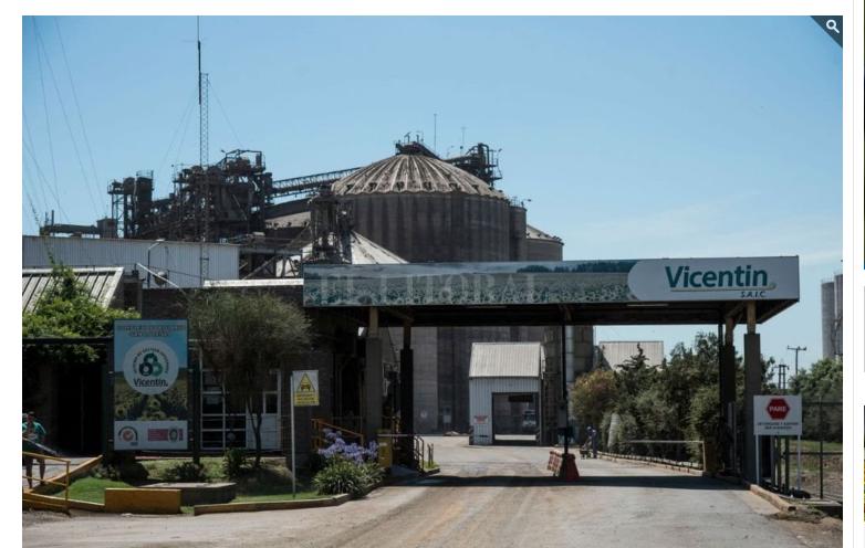Públicos y privados sobrevuelan los restos de Vicentín
