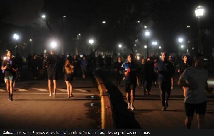 Argentina rompe otro récord: reportan por primera vez más de 1000 contagios de coronavirus en un día