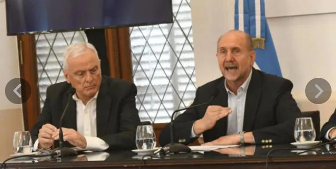 Cambio en Salud provincial: se fue Parola y Martorano será la nueva ministra