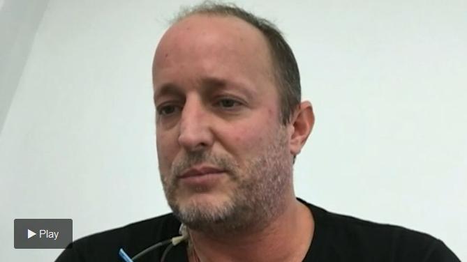 """Habló Martín Insaurralde luego de recibir plasma como tratamiento contra el coronavirus: """"Pasé mi mejor noche"""""""