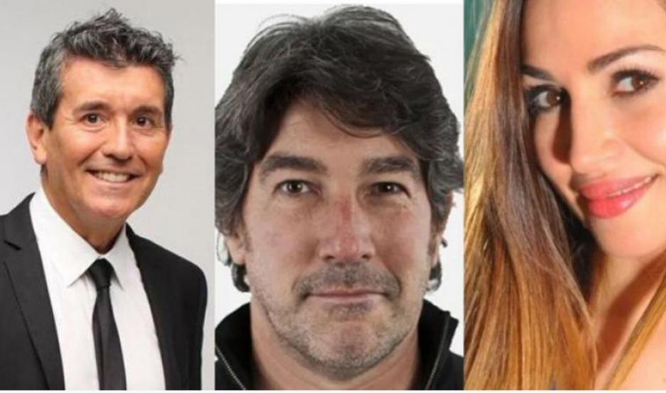Pachu Peña, Belén Francese y Miguel Ángel Cherutti contrajeron coronavirus