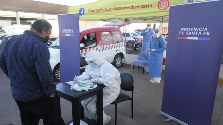 La estrategia de contención del virus que desarrolló la provincia