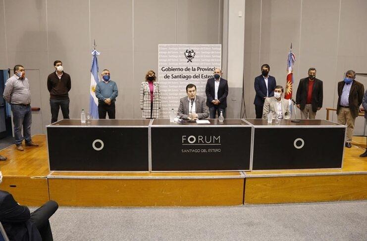 Santiago del Estero oficializó la extensión del distanciamiento, salvo en seis localidades aisladas
