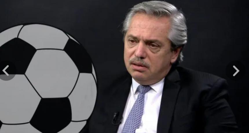 El gobierno puso en agenda el tratamiento del regreso del fútbol