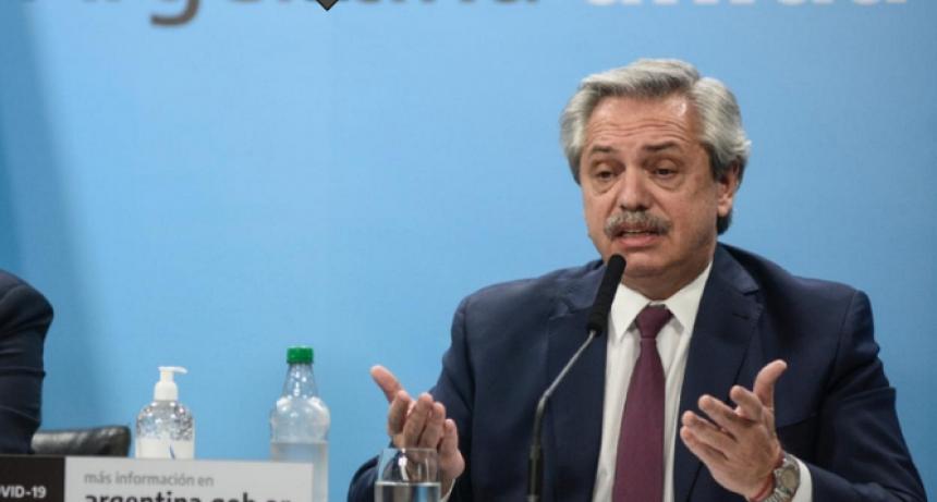 Qué piensa Alberto Fernández del banderazo y por qué cree que la expropiación de Vicentin evita su quiebra