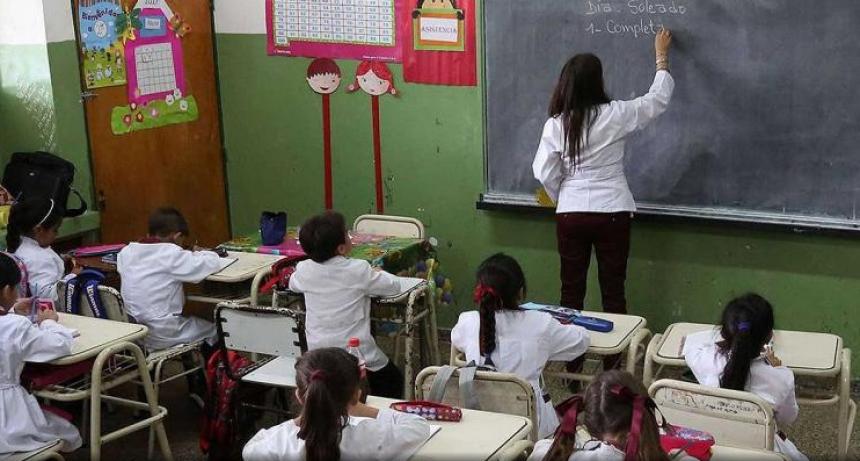 """Vuelta a clases: """"La presencialidad tiene que ser con garantías"""""""