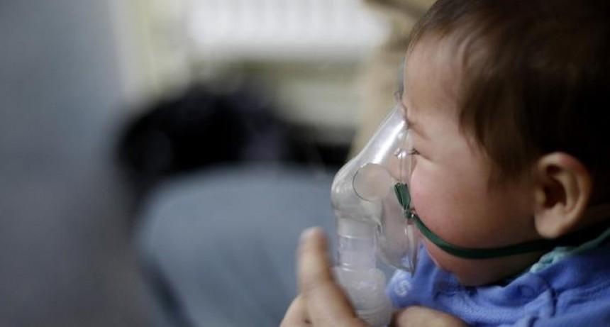 Hospital de niños: bajaron un 80% las consultas por cuadros respitatorios