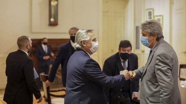Carne: Alberto Fernández recibió al Consejo Agroindustrial Argentino
