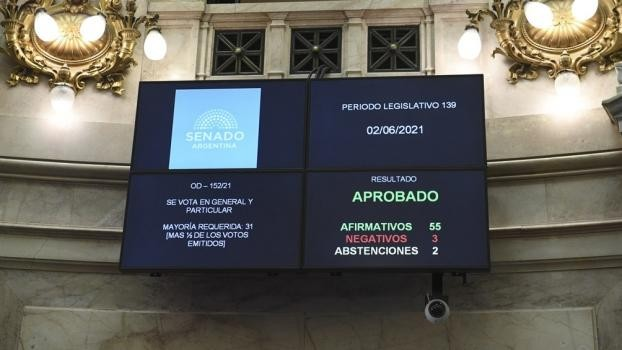 Sancionaron la ley que aplaza por un mes las PASO y las elecciones legislativas