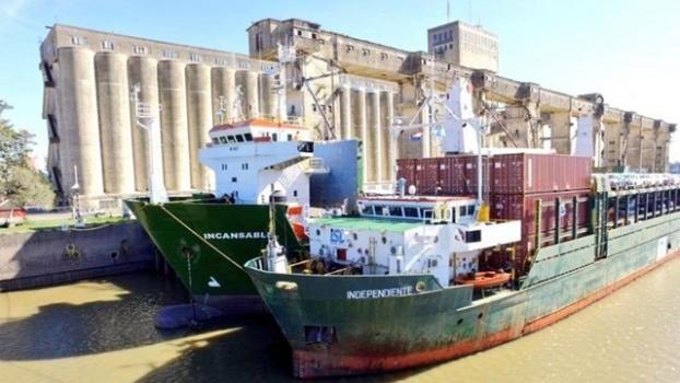 En lo que va del año, el Puerto de Santa Fe embarcó más que en todo el 2020