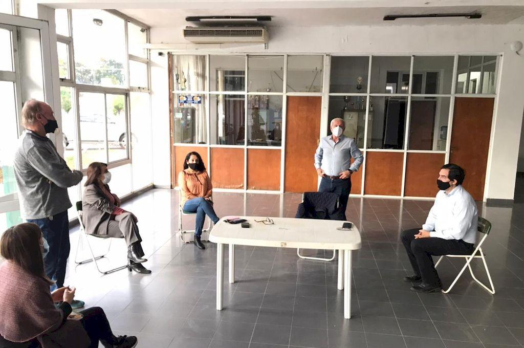 Reconquista: el intendente Vallejos anunció la vacunación para personas de 18 a 59 años
