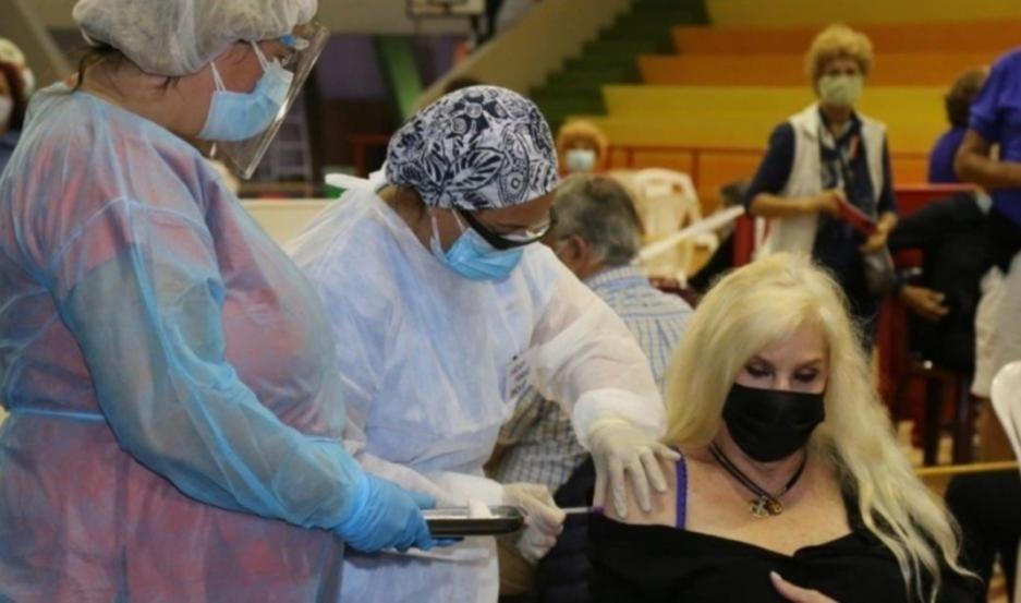 Susana Giménez contrajo coronavirus en Uruguay