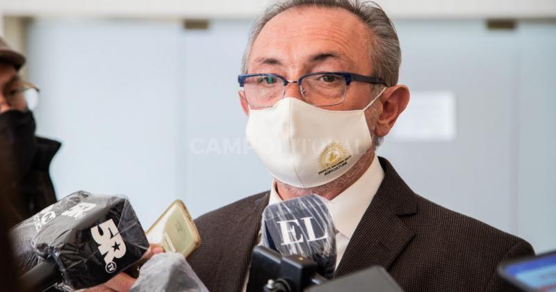 Costamagna en Diputados: qué dijo sobre el cepo cárnico y la hidrovía