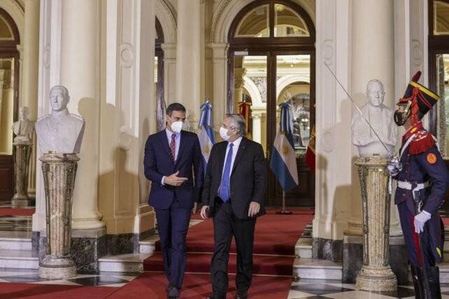 Fernández pidió disculpas por una desafortunada frase sobre mexicanos y brasileños