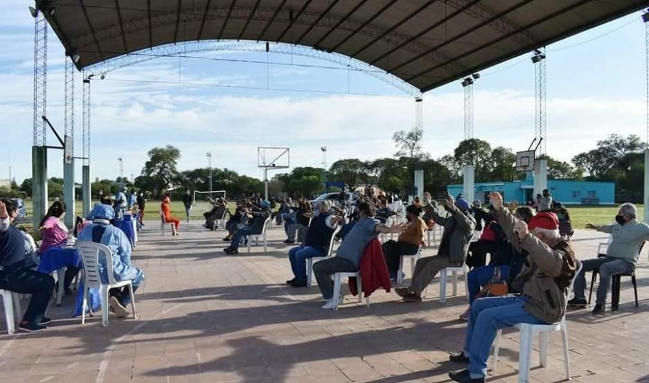 El COE de Santiago del Estero decidió aislar la ciudad de Tintina