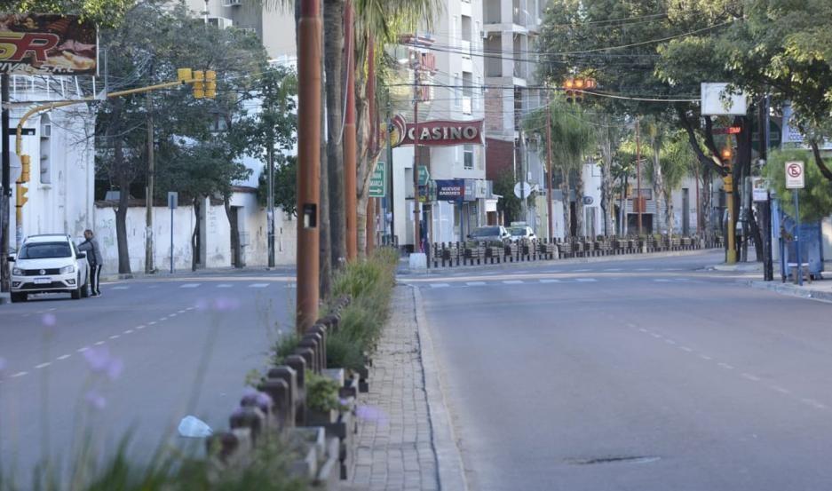 Este fin de semana regirá de nuevo el confinamiento en Santiago