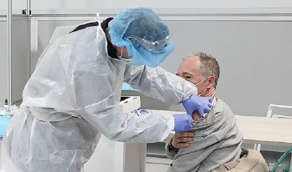 Nueva semana récord en vacunación COVID en Santiago del Estero