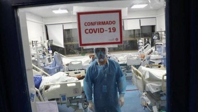 Rosario registró 90 muertes por coronavirus en los primeros tres días de la semana