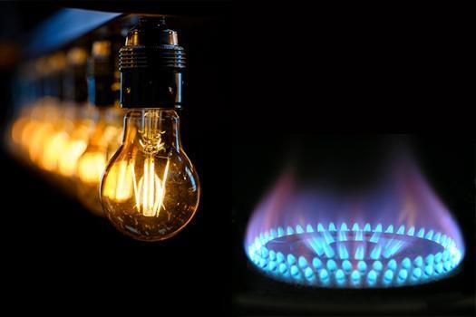 No habrá aumentos de luz, gas y combustible hasta fin de año
