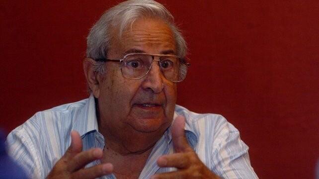 Murió el periodista rosarino Evaristo Monti