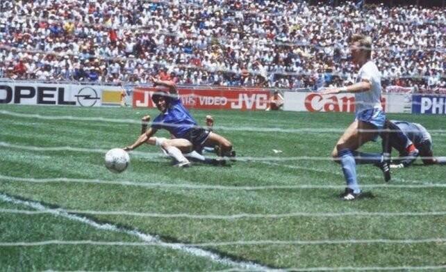 Este martes, los argentinos volverán a gritar el maravilloso gol de Maradona frente a Inglaterra