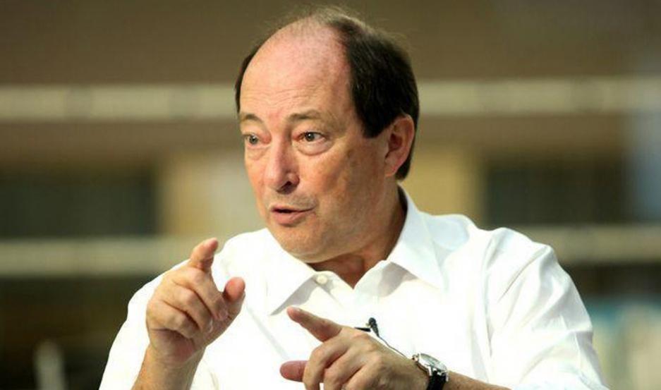 Sanz apoya a Lousteau y Manes para renovar la UCR, dentro de JxC