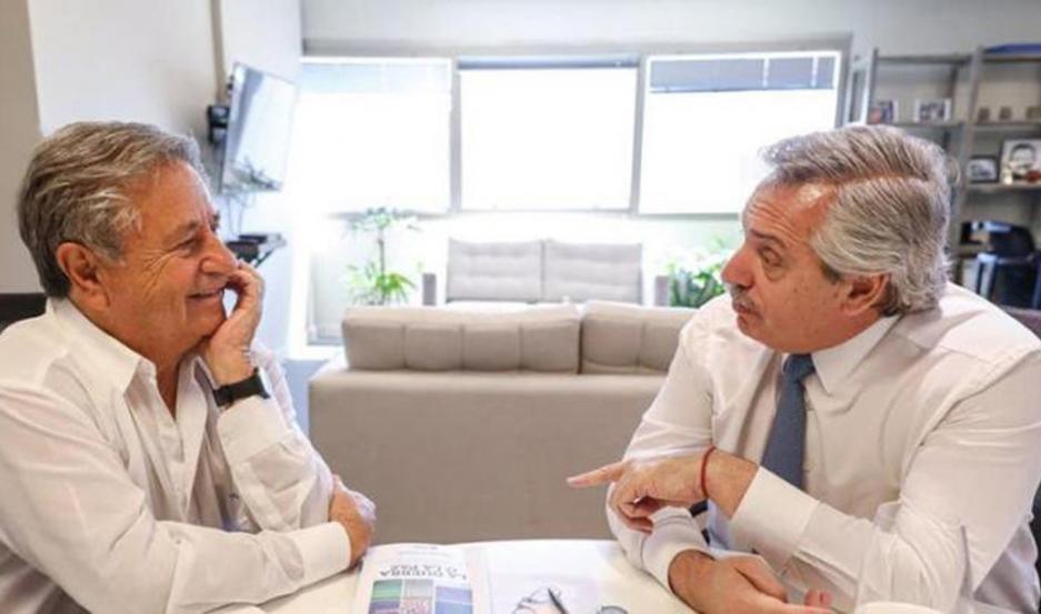 """A Duhalde le apenan las burlas a Fernández: """"No está bien"""""""