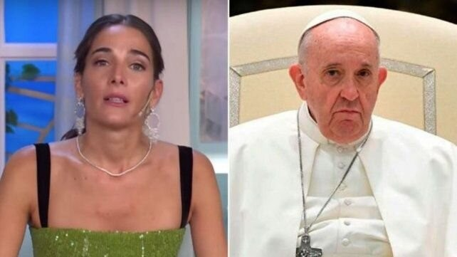 Juanita Viale cruzó al Papa Francisco por la propiedad privada:
