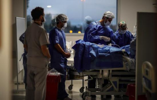 Meseta alta: La provincia volvió a estar por encima de los 2.000 nuevos casos