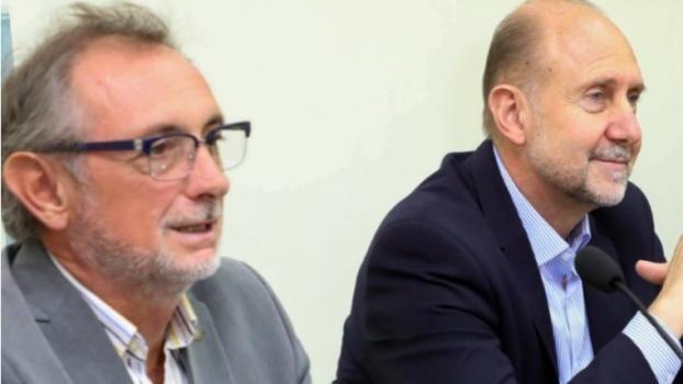 Perotti y el Secretario Pyme de la Nación presentaron nuevas lineas de financiamiento productivo