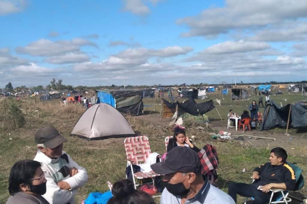 """La Iglesia señaló que el conflicto social por tierra y vivienda """"era de esperar"""""""