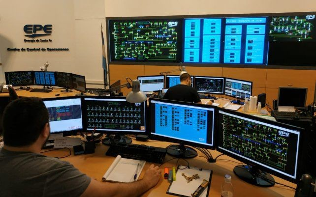 La provincia de Santa Fe registró un nuevo récord de demanda de energía en invierno