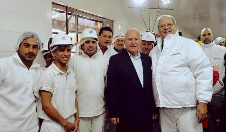 Reapertura de una planta frigorífica en Carcarañá