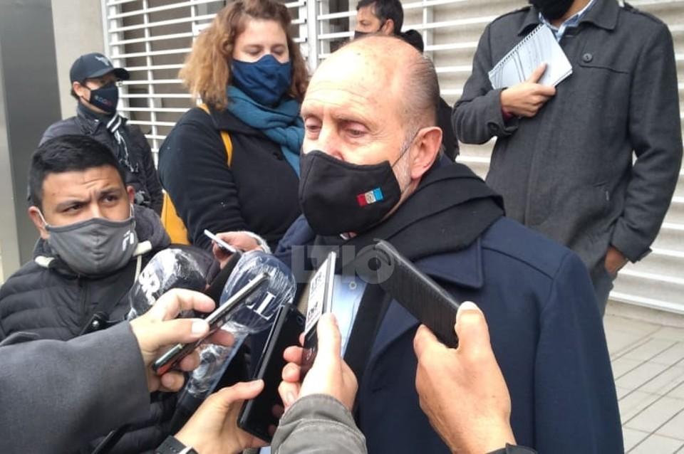 Perotti, a los empleados públicos: