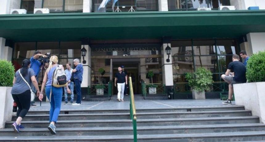 Aislaron a 57 personas en un sanatorio del centro de Rosario