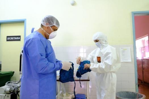 La provincia otorgará un estímulo económico al personal de Salud por su trabajo en la pandemia