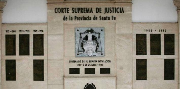 La Corte santafesina declaró constitucional el control disciplinario de fiscales por parte de la Legislatura