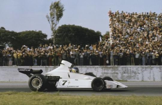 El día que Reutemann se quedó sin nafta a media vuelta de ganar en la Argentina