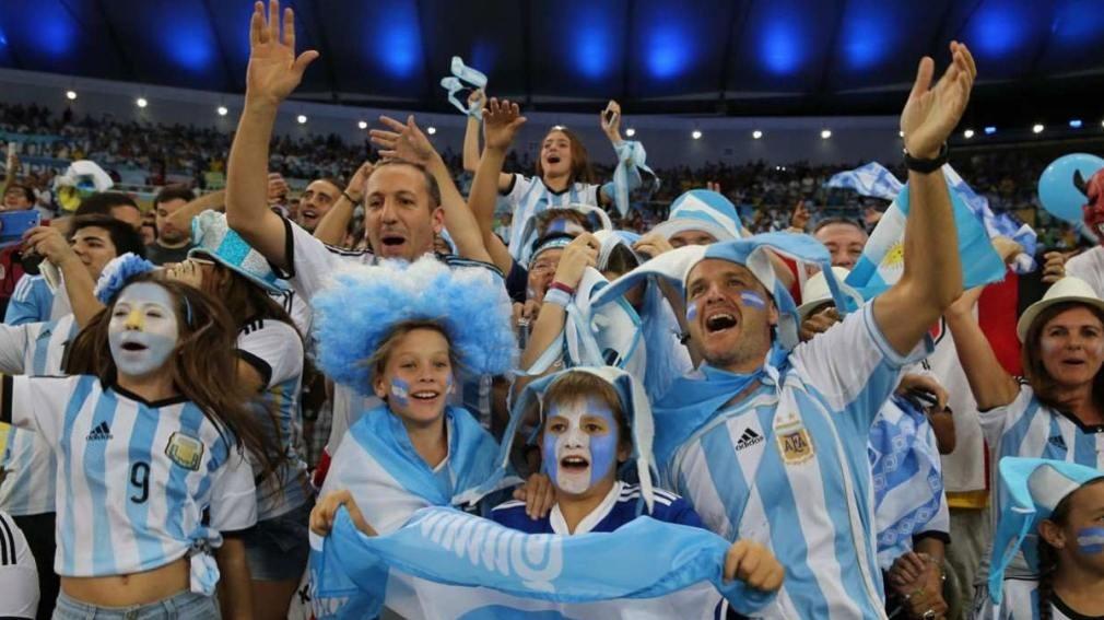 La gran final de la Copa América será con público y tendrá la presencia de hinchas argentinos