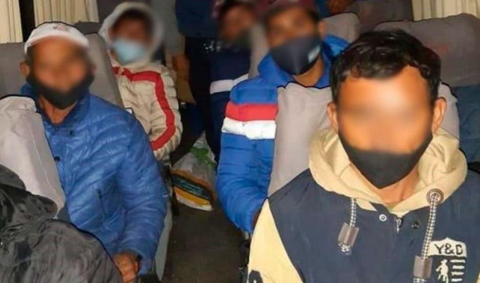 Rescataron a 30 personas de Villa Atamisqui que trabajaban en condiciones infrahumanas